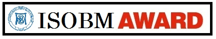ISOBM-award